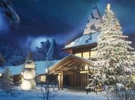 芬蘭航空帶大小朋友們到羅凡尼米探訪聖誕老人
