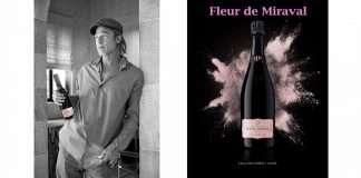 Brad Pitt 打造 Fleur de Miraval 香檳