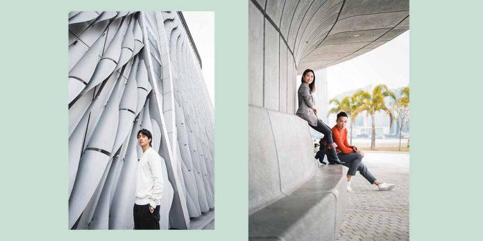 透過攝影師的鏡頭,以藝術手法詮釋西九龍的壯麗