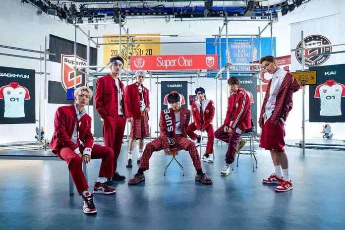 英國保誠夥拍韓國超級男團 SuperM