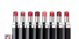 Chanel lipstick 2021