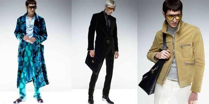 tom ford menswear fashion 2021