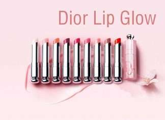 Dior Lip Glow launched in May 2021