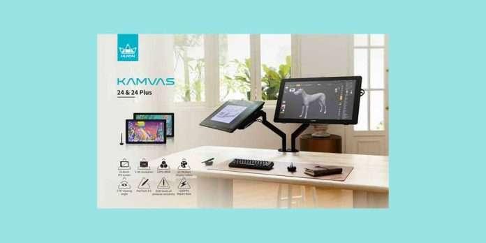 Kamvas Pro24 數位屏 電腦繪畫屏