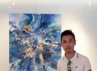 林仲文 Michael Lam (1977) 是一位中國香港的藝術家